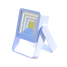 Super Bright Portable Solar Light  2 Modes Rechargeable Emergency LED Outdoor Camping Light super bright square portable solar lantern 4 modes rechargeable emergency led outdoor camping light black white