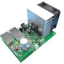 Constant current electronic load Discharge 9.99A 60W 30V battery Tester capacity tester for 18650 12V 24V battery