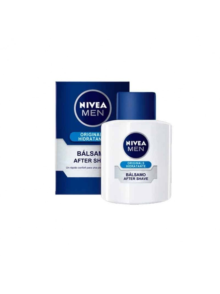 <font><b>NIVEA</b></font> <font><b>MEN</b></font> regenerator AFTERSHAVE BÁLSAMO - Cosmetica image