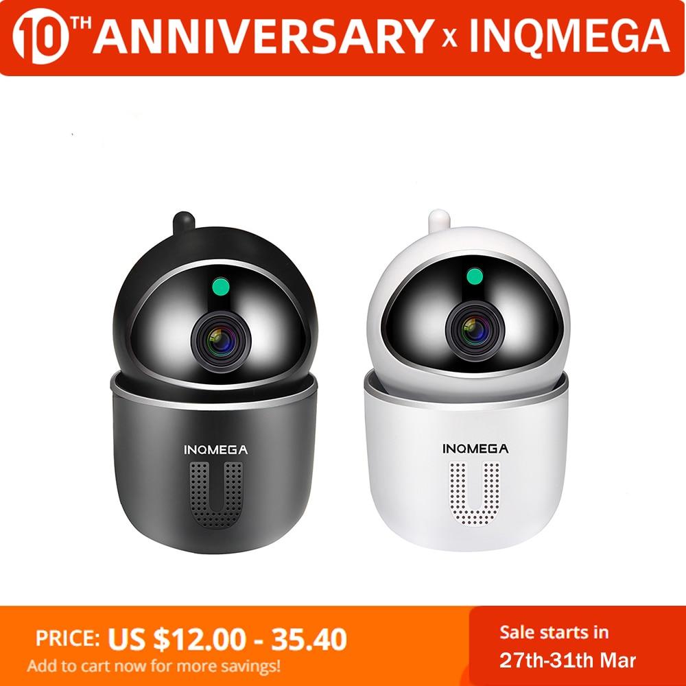 INQMEGA 1080P Cloud IP Camera Auto Tracking Surveillance Camera Home Security Wireless WiFi Network CCTV Camera Baby Monitor