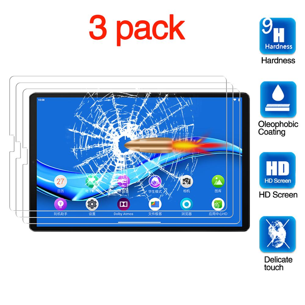 Screen Protector For Lenovo M10 FHD Plus, Anti-Scratch Tablet Protective Film For Lenovo M10 FHD Plus TB-X606F (10.3