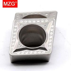 Image 5 - MZG remise prix CCMT09T308 MT ZN60 tournant alésage coupe CNC carbure Cermet Inserts pour le traitement de lacier SCLC porte outil