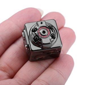 Новая микро камера ночного видения SQ8 1080P Full HD, мини-камера, автомобильная спортивная видеокамера, датчик движения, DV DVR, диктофон