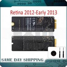 "Macbook Pro Retina 13 için hakiki ""A1425 15"" A1398 Blade SSD katı hal sürücü 128GB 256GB 512GB 768GB geç/orta 2012 erken 2013"