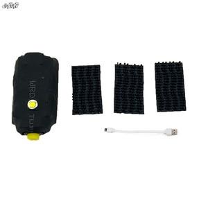 Image 1 - Светильник для дрона s Night F, стробоскоп, светильник 400 мАч, литий ионный аккумулятор для DJI mavic 2 zoom pro 1 mavic mini spark air Phantom drone