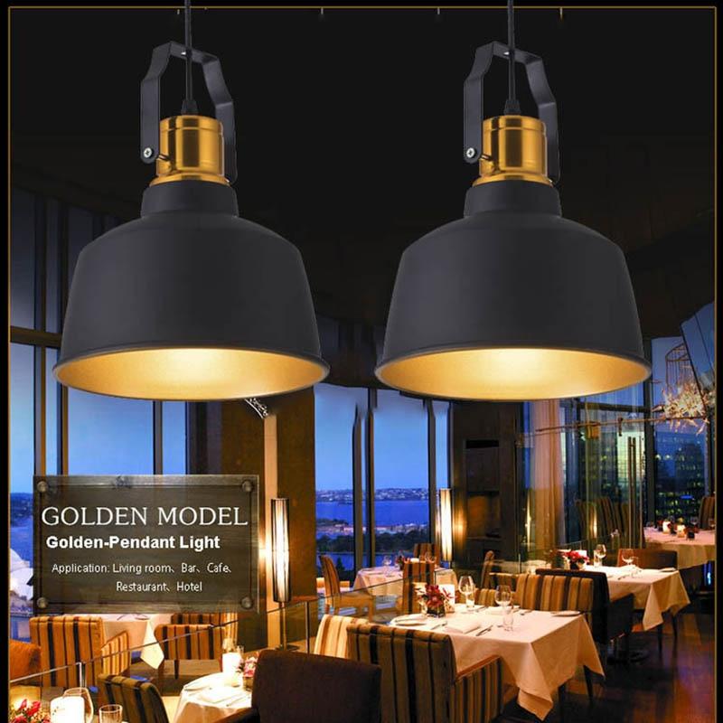 12W E27 Hang lamp and 12W Pendant Light Aluminum dining lamp living room led pendant light