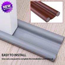 Door Bottom Sealing Strip Under Door Draft Stopper Home Dorm Bedroom Sound Proof Noise Reduction Door EVA Draft Stopper