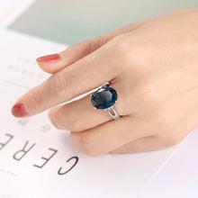 Juemilly Модные Изящные кольца из сплава фианита для женщин