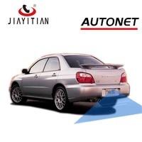 Jiayitian câmera para subaru impreza wrx sedan 2002 2003 2004 2005 2006 2007 câmera de backup placa de licença câmera reversa|Câmera veicular|Automóveis e motos -