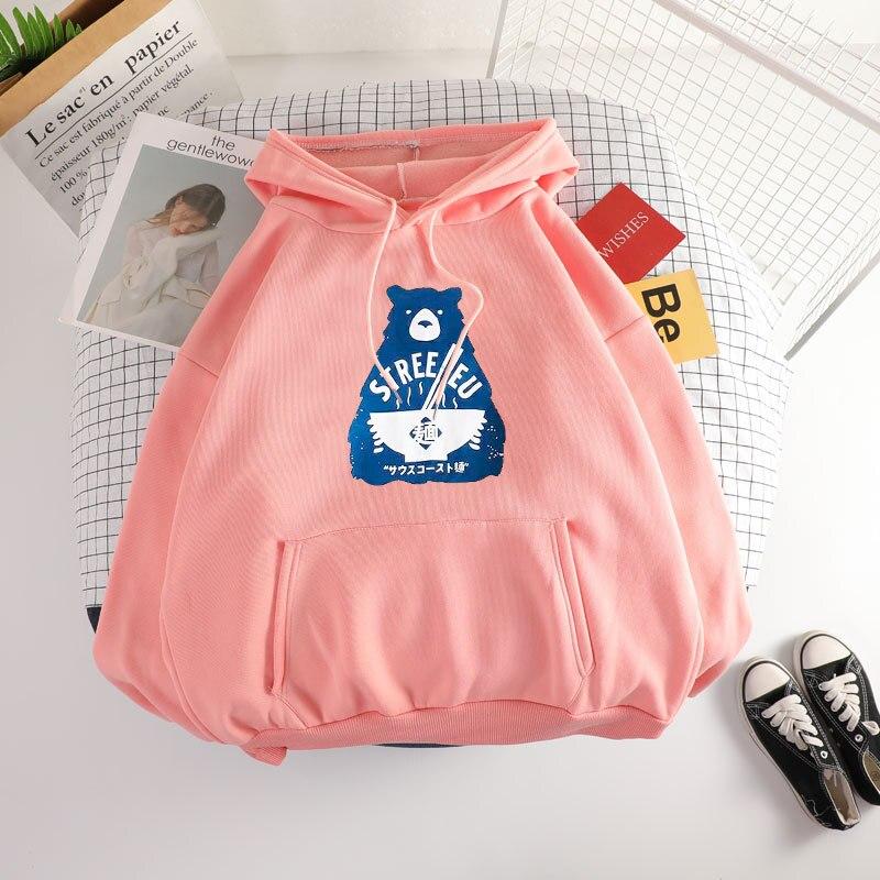 Autumn Hoodies Women Hooded Letter Print Long Sleeve Plus Size Sweatshirt Women Hoodies Bts Kpop Free Shipping 2020