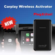 USB CarPlay Wireless Activator converter for Audi Mercedes-Benz Porsche Volvo Original car with CarPlay cheap EASYJOJO 1024*600 Mobile Phone Vehicle GPS Units Equipment 13 cm*3 6 cm
