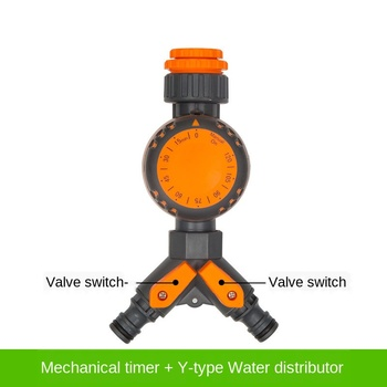 Automatic Watering Timer Mechanical Irrigation  Greenhouse Garden Controller Faucet