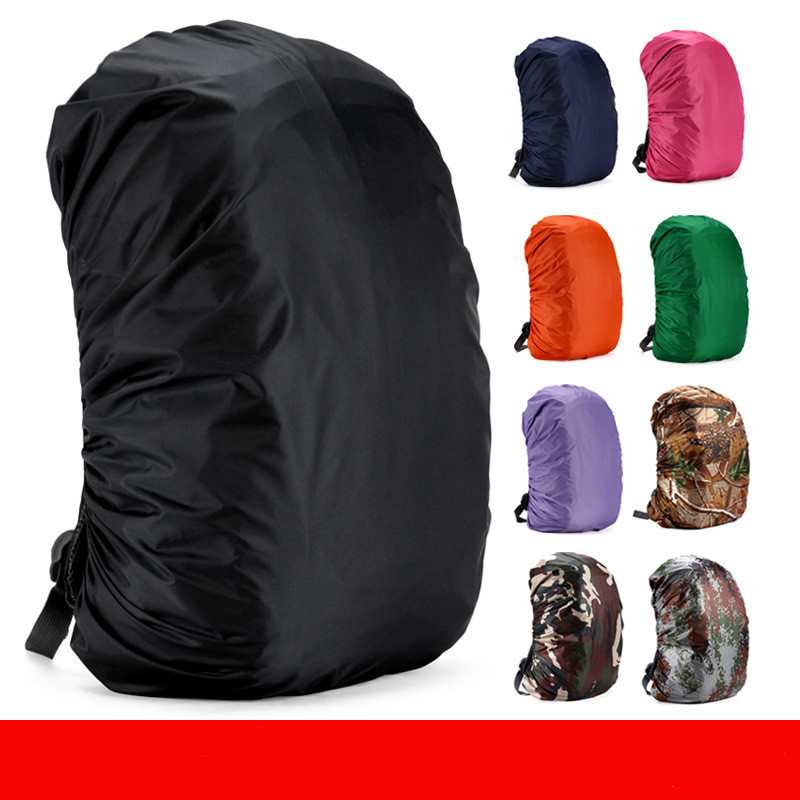 35L Waterproof Backpack Outdoor Mountaineering Bag Rainproof Cover Bag Rain Cover For Travel Bag Swimming Storage Package