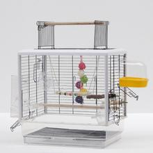 Acrylic Board Transparent Large Birdcage Cover Pet Canary Parrot Cage Large Aviary Canary Parrot Roller Cage Canary Bird Cages