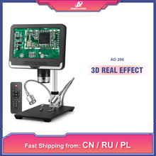 Digital Microscope Andonstar AD206 Soldering Phone-Watch Hot for 1080P White Black SMD/SMT