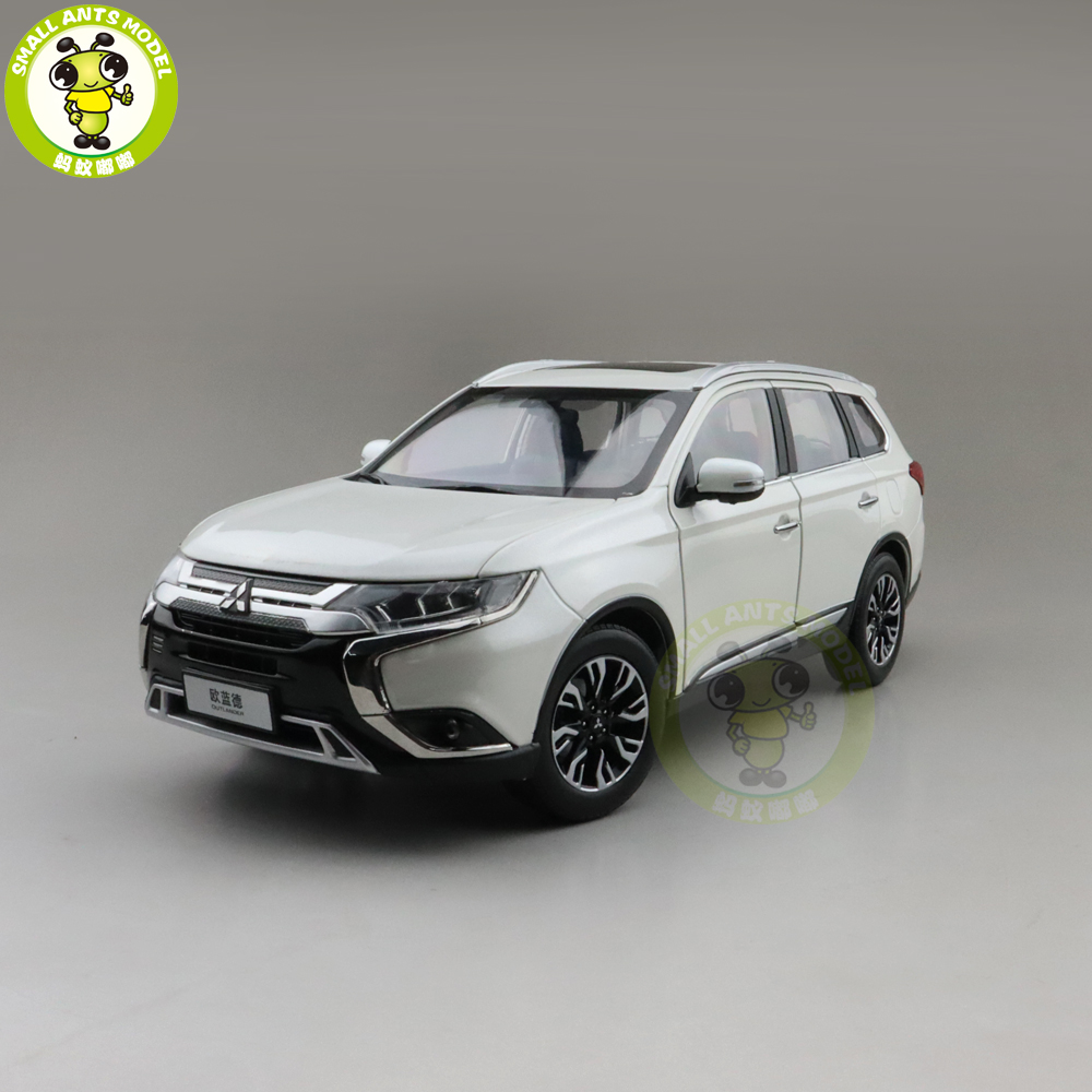 1/18 OUTLANDER SUV 2019 Diecast Model Toy Car Boys Girls Gifts Collection