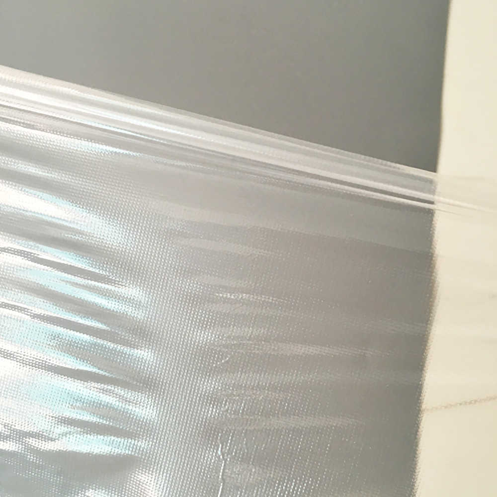 Sanbest 40um folia rozpuszczalna w wodzie zmyć zimną wodę Solute hafty podkład hafty stabilizator Topping folia do szycia FL00032