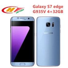 Entsperrt Samsung Galaxy S7 rand G935V LTE Telefon Octa Core 5.5