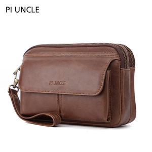 PI UNCLE Brand Genuine Leather