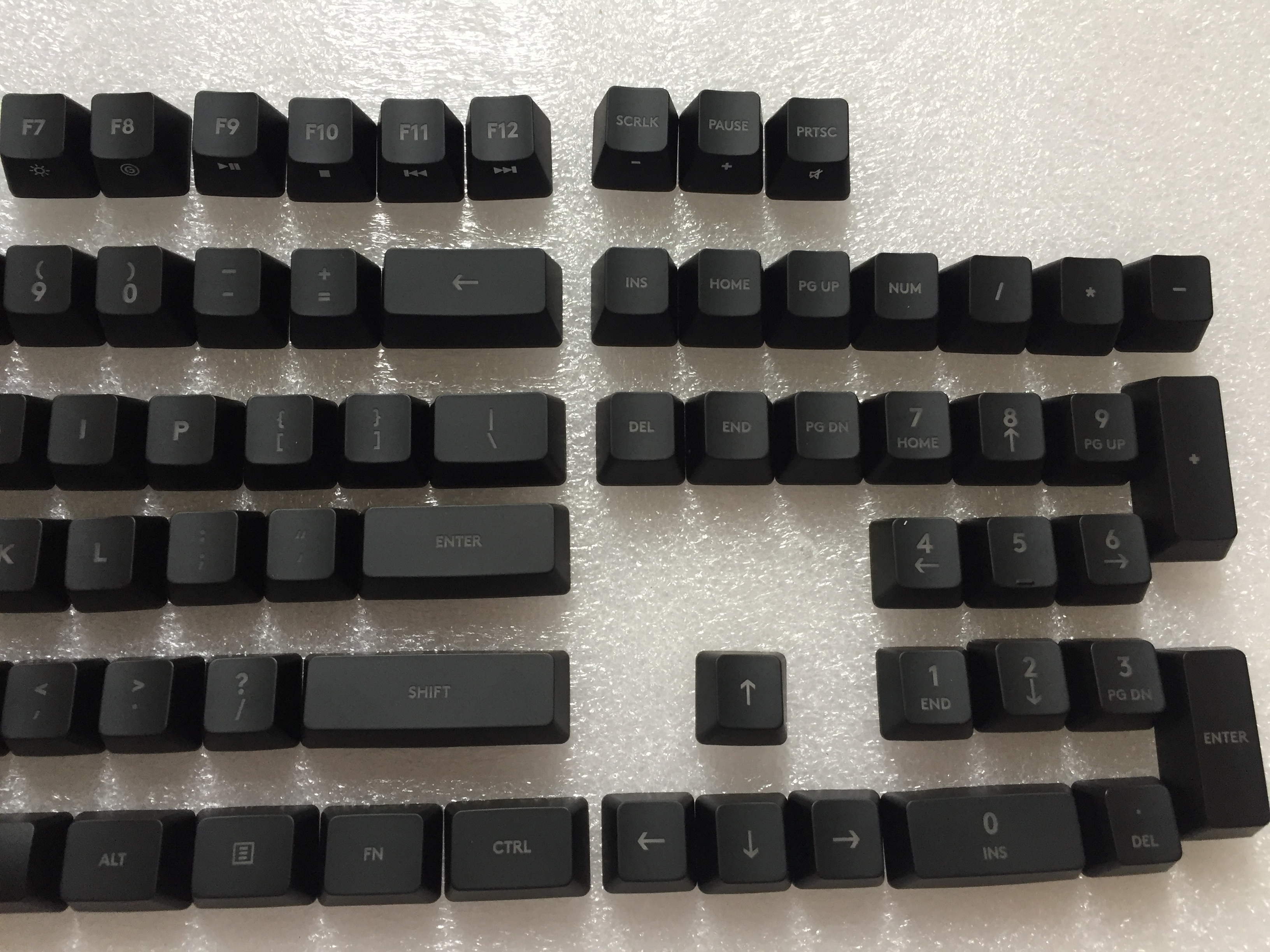 1 Piece Original ESC Ctrl Alt Space Key Cap For Logitech G512 Keyboard With Romer-g Switch Bracket Also In Stock