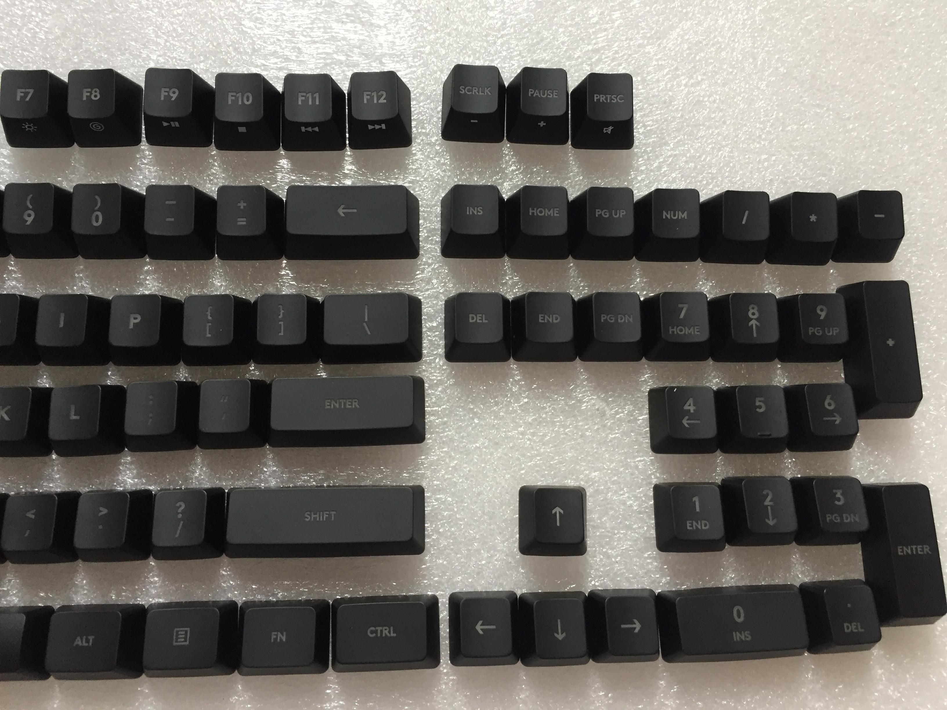 1 Piece Original ESC Ctrl Alt Space Key Cap For Logitech G512 Keyboard With Romer-g Switch Bracket Also In Stock