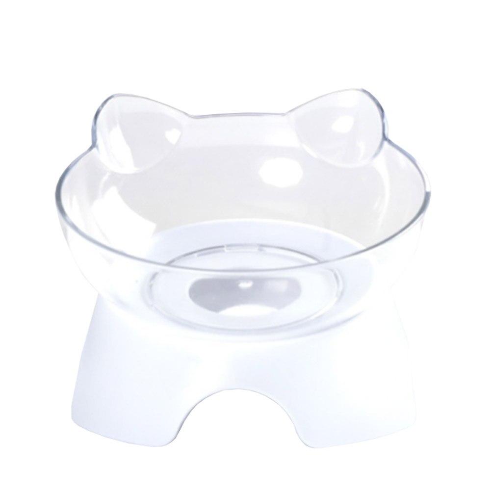 Anti-Vomiting Orthopedic Pet Bowl Cat Dog Food Water Feeder Feeding Dishes Anti-Vomiting Orthopedic Pet Bowl-30