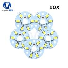 10PCS 3W 5730 White LED Emitting Diode SMD Light Board Led Lamp Panel SMD Highlight Lamp Panel