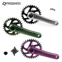 PROWHEEL MPX11 Mountain Bike Crankset 170mm Crank Sprocket Aluminum Alloy mtb bike parts for SRAM GXP XX1 X9 XO X01