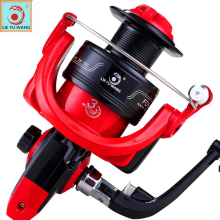 Spinning wheel metal fishing reel rod accesorios de pesca 1.5kg Max carrete