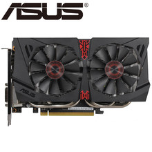 ASUS Video Card GTX 960 2GB 128Bit GDDR5 Graphics Cards for nVIDIA VGA Cards Geforce GTX960 HDMI GTX 750 Ti 950 1060 1050 Used(China)
