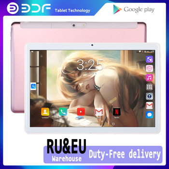 2020 New Tablet Pc 10.1 inch Android 7.0 Tablets WiFi GPS Tab 1GB+32GB Quad Core 3g Phone Call IPS pc Dual SIM 10
