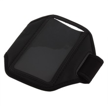 цена на Armband for Samsung Galaxy S3 i9300 T999 Mobile Phone Belt Cover Hot New Arrival Adjustable Black Sport Gym Running Case Cover