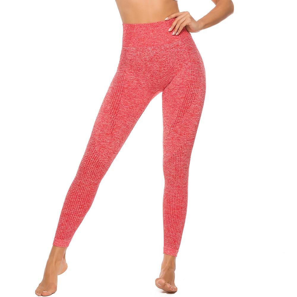 Women Seamless Workout Sportswear Tights 13