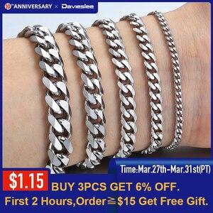 Womens Mens Bracelet Stainless