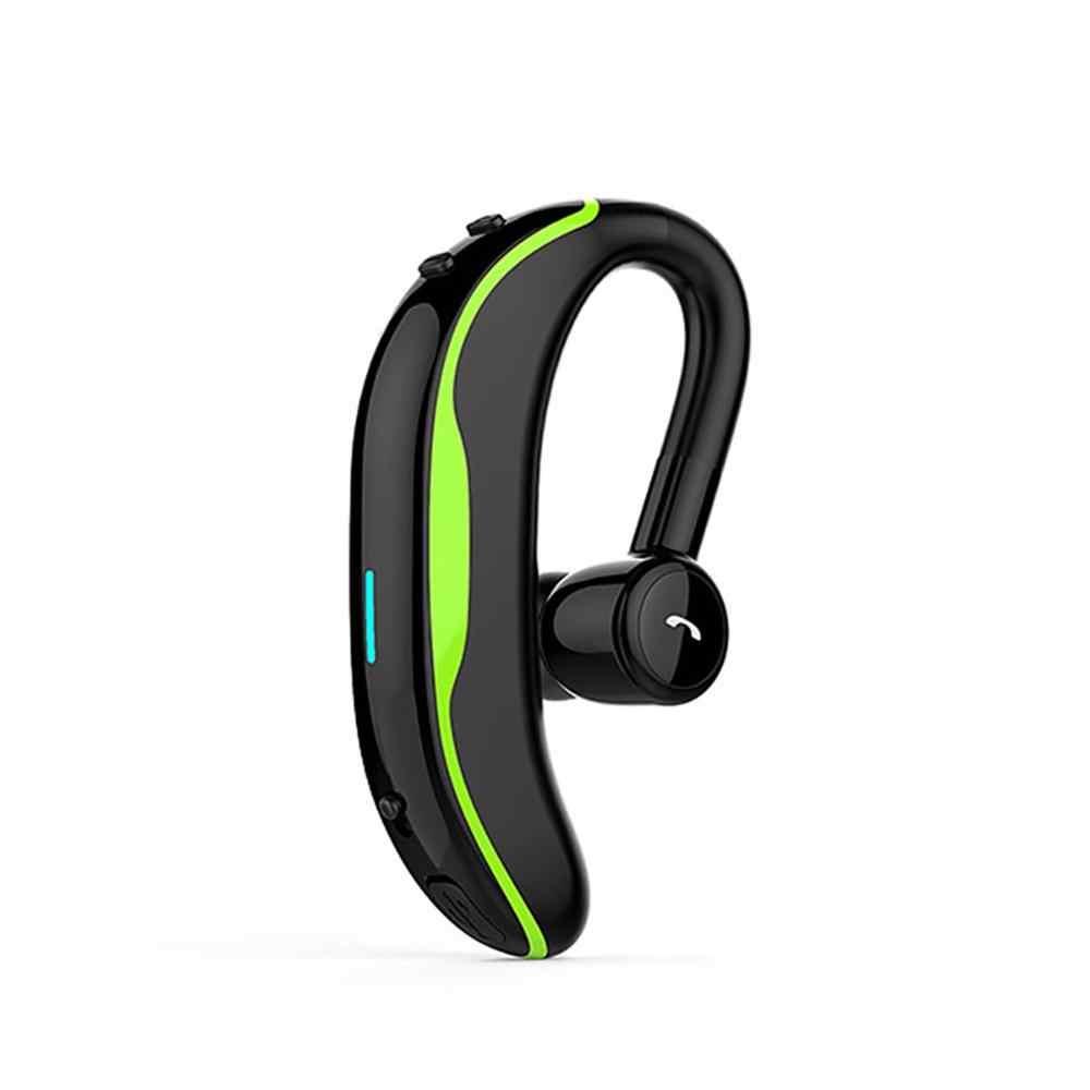 Оригинальные Handsfree бизнес IPX7 водонепроницаемые наушники Bluetooth с микрофоном Голосовое управление Беспроводная bluetooth-гарнитура для телефонов
