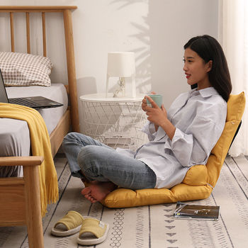 Folding chaise longue for home 2