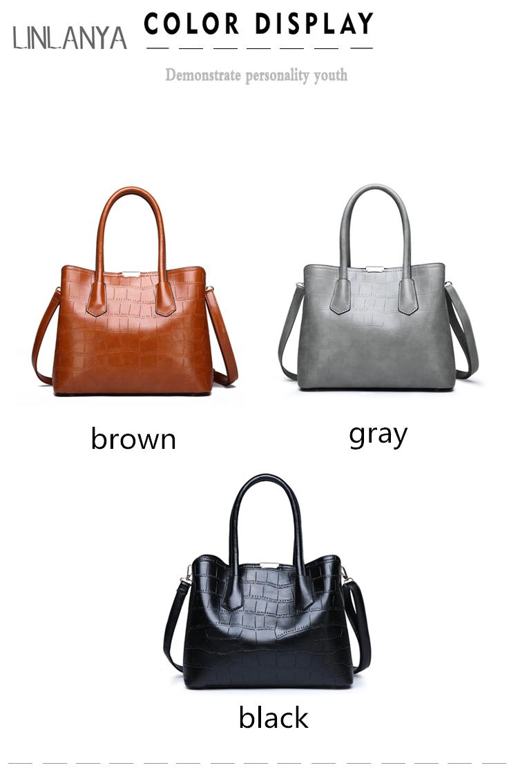 2018 fashion women handbags leisure female bag handbag