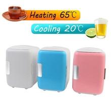 2020 4 L Small Cooling Refrigerators For Heating Warming Good Fridges Freezer Cooler For Home Use For 220V