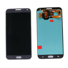 Super AMOLED LCD Module for Samsung Galaxy E7 E700 E700F E7000 E700 LCD Display Touch Screen Digitizer цена