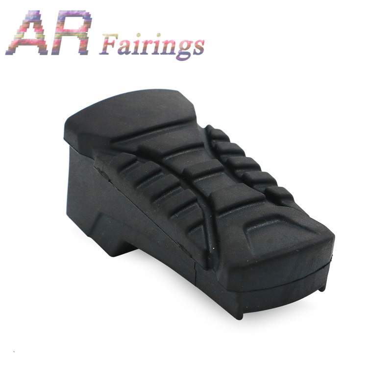 Image 2 - 14 17 For BMW R1200GS LC / R 1200 GS ADV Motorcycle Footrest Foot Rests Peg Rubber Black 2014 2015 2016 2017-in Foot Rests from Automobiles & Motorcycles