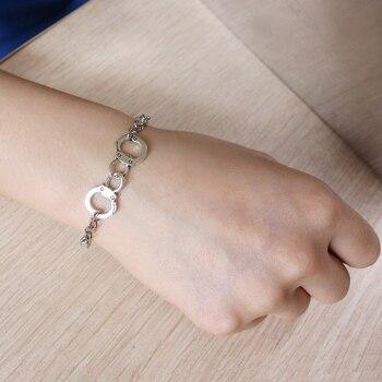 Bracelet Menotté Couple