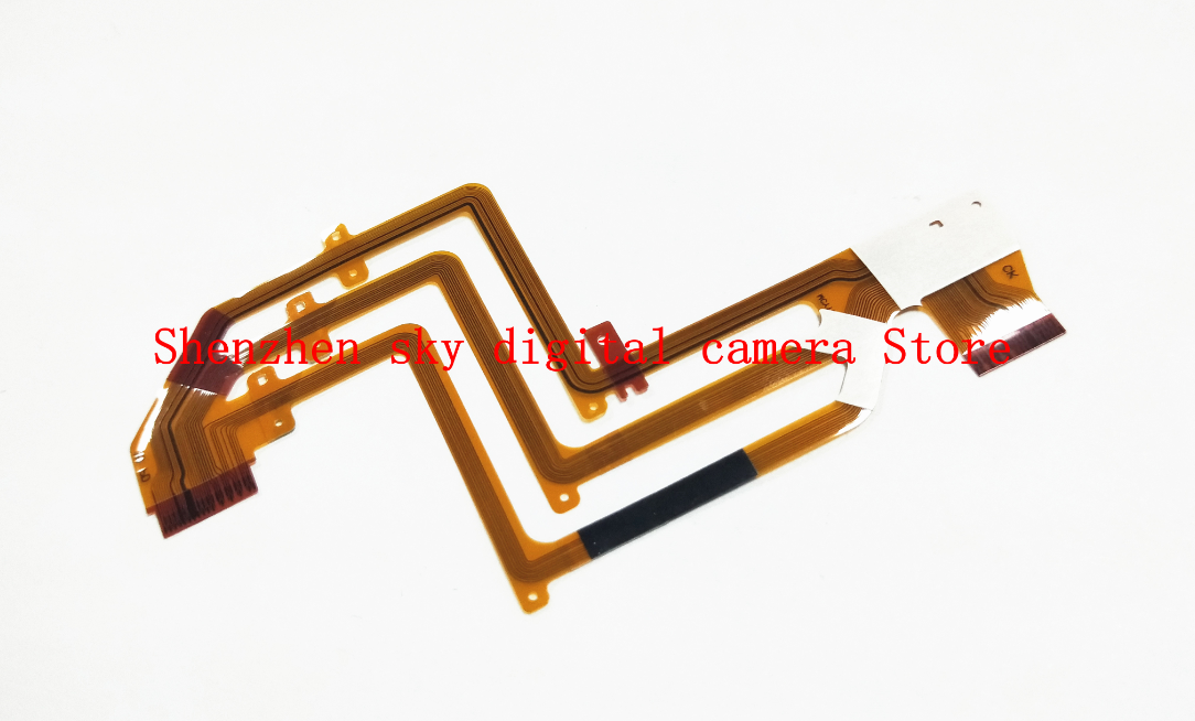 FP-807 NEW LCD Flex Cable For SONY HDR-SR11E HDR-SR12E DCR-SR11 DCR-SR12 SR11E SR12E SR11 SR12 Video Camera Repair Part