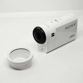 Lens Protective Cover For Sony Action Cam AS300R X3000R HDR-AS300R FDR-X3000R UV Cap