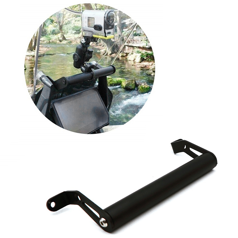 Motorcycle GPS Phone Navigation Mount Mounting Bracket Adapter Holder For KTM 1290 Super Adventure S R 17-18