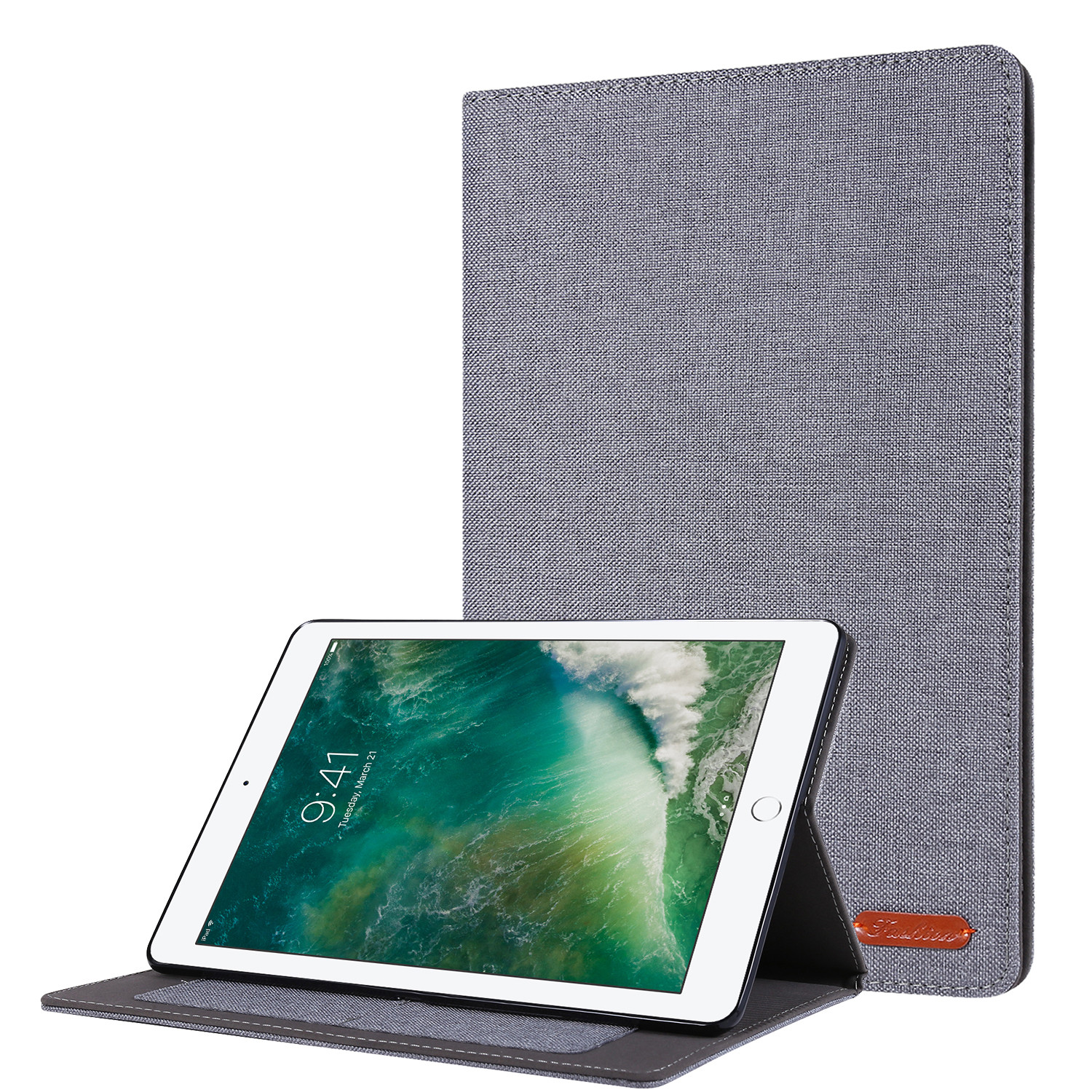 2 White Funda For iPad 7th Generation Case for Apple iPad 10 2 2019 A2197 A2198 A2200 A2232