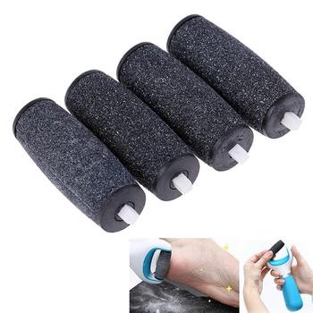 4 uds/1 Uds. Cabezales para herramientas de cuidado de pies pedid removedor...