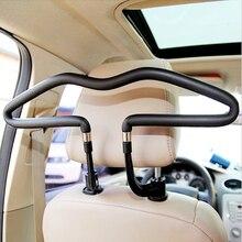 Car coat Hangers Back Seat Headrest Coat Clothes Hanger Jackets Suits Holder Rack Auto Supplies For Universal Car