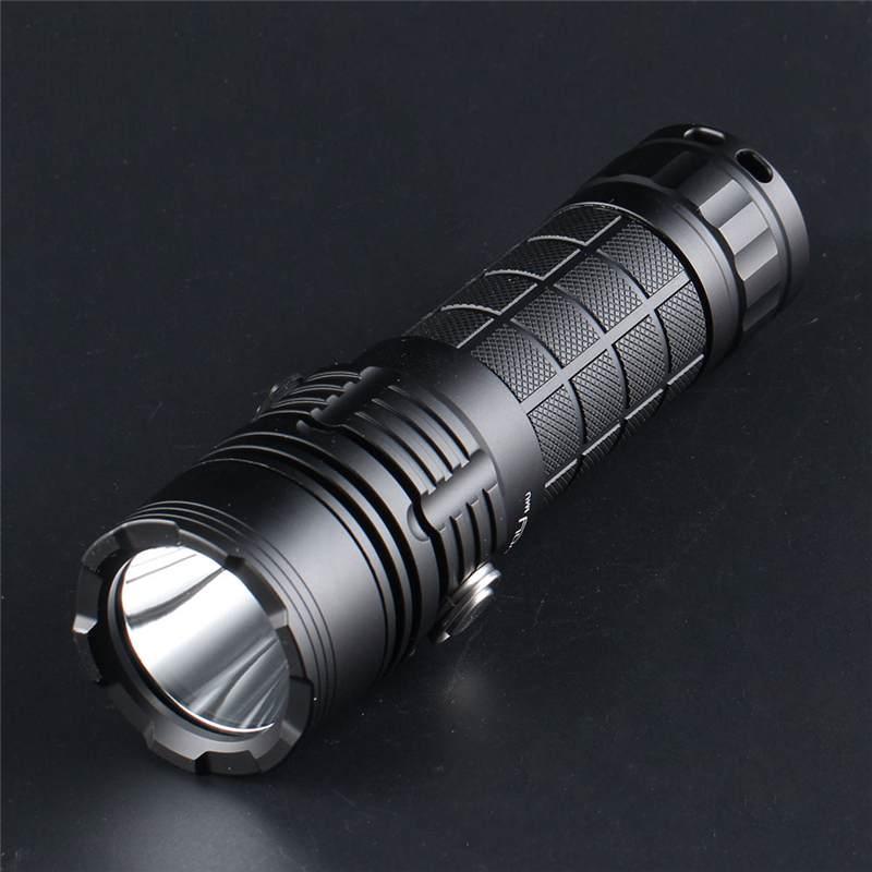 Convoy M4U XPL HI 1000 Lumens USB Rechargeable Flashlight 18650/26650 Flashlight Long Throw Flashlight  Led Torch