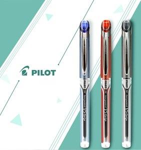 Image 1 - 9 個パイロット Hi Tecpoint グリップ BXGPN V5 0.5 ミリメートル極細ローラーペンゲルペンテスト特殊なペン日本黒/青/赤の色