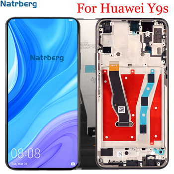 Lcd For Huawei Y9S Lcd Display With Frame Touch Screen Digitizer Assembly Replacement For Huawei Y9 S Global Version Display